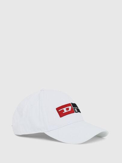 Diesel - LCP-CAP, Weiß - Hüte - Image 1