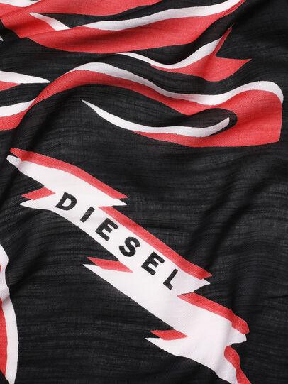 Diesel - SLUCAS, Schwarz/ Rot - Schals - Image 3