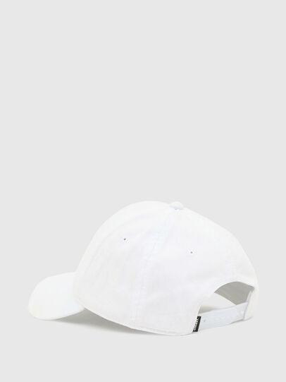 Diesel - CONDI-MAX, Weiß - Hüte - Image 2