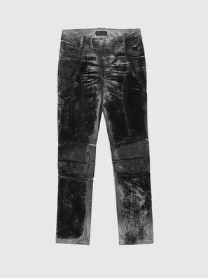 TYPE-1007-NE, Schwarz/Dunkelgrau - Jeans