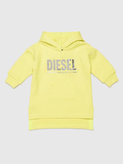 Diesel - DILSETB, Gelb - Kleider - Image 1