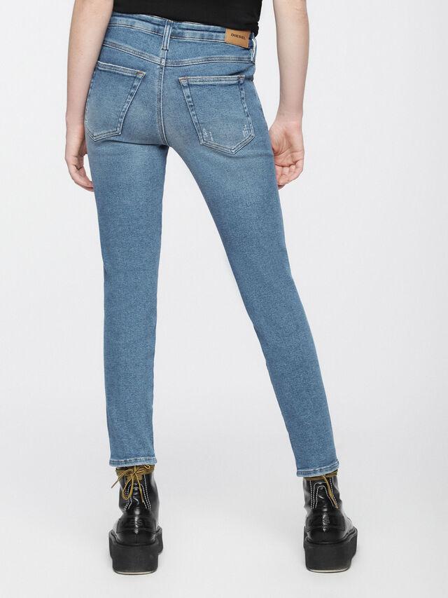 Diesel - Babhila 084WP, Hellblau - Jeans - Image 3
