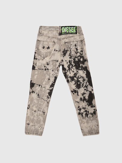 Diesel - MHARKY-J, Schwarz/Rosa - Jeans - Image 2