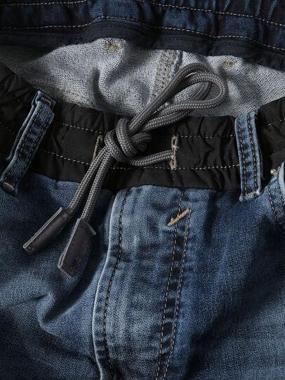 Diesel - Waykee JoggJeans 0672A,  - Jeans - Image 6