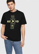 T-JUST-Y2, Schwarz - T-Shirts