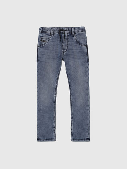 Diesel - KROOLEY-J JOGGJEANS, Blau - Jeans - Image 1