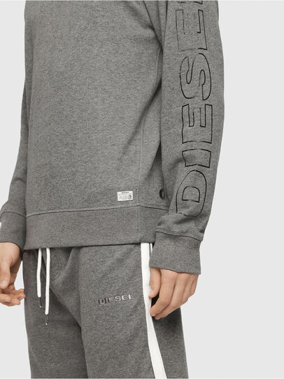 Diesel - UMLT-WILLY, Grau - Sweatshirts - Image 3