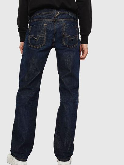 Diesel - Larkee 0806W, Dunkelblau - Jeans - Image 2