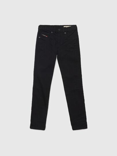 Diesel - DHARY-J, Schwarz/Dunkelgrau - Jeans - Image 1