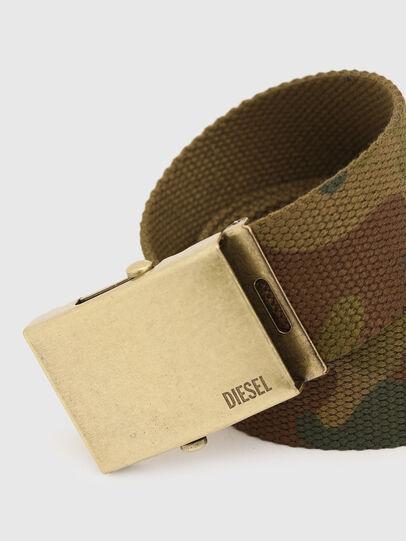 Diesel - B-COMBA, Camouflagegrün - Gürtel - Image 2