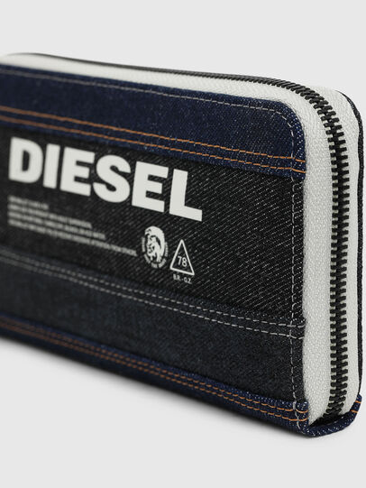 Diesel - 24 ZIP,  - Portemonnaies Zip-Around - Image 4