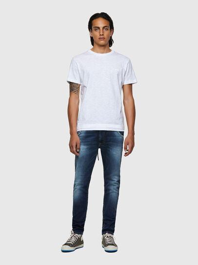 Diesel - T-RONNIE, Weiß - T-Shirts - Image 4