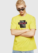 T-JUST-Y18, Gelb - T-Shirts