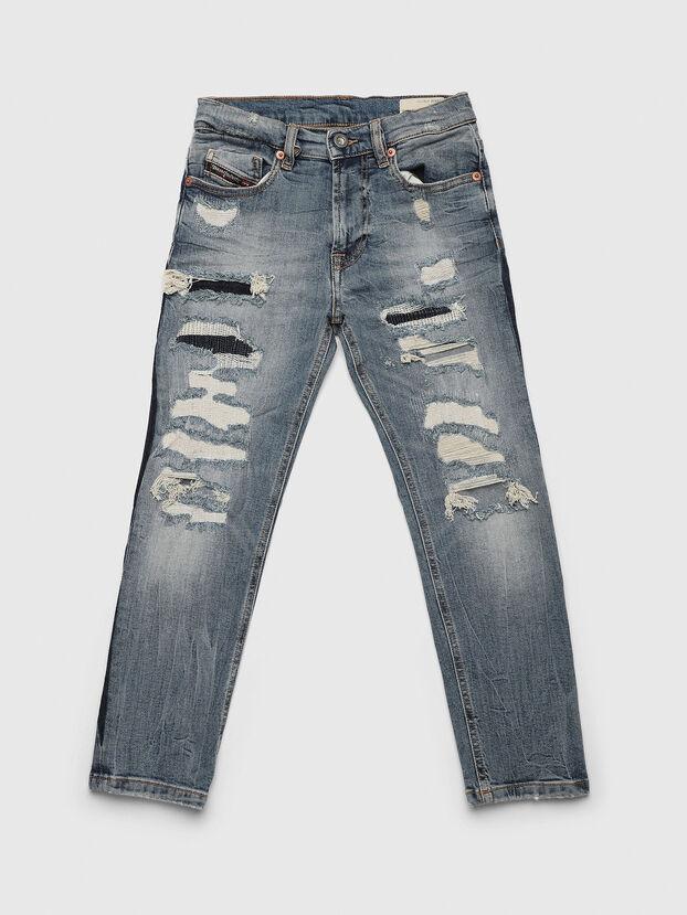 MHARKY-J, Hellblau - Jeans