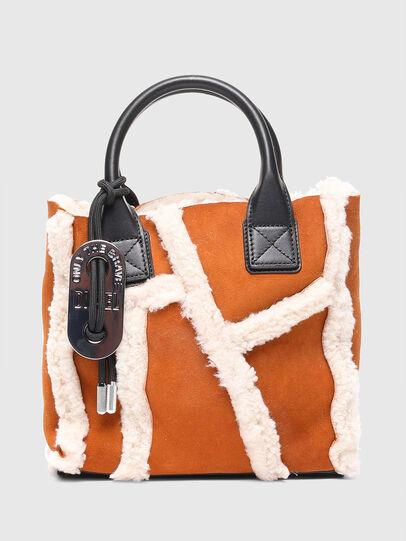 Diesel - DHALIA XS, Braun - Satchel Bags und Handtaschen - Image 1