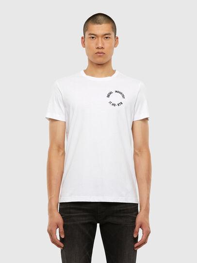 Diesel - T-DIEGOS-N26, Weiß - T-Shirts - Image 1