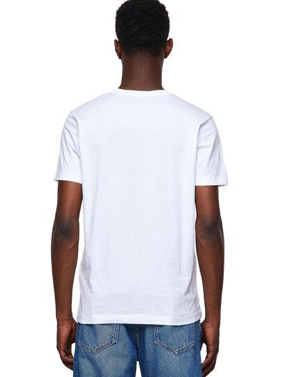 Diesel - T-DIEGOS-K30, Weiß - T-Shirts - Image 2
