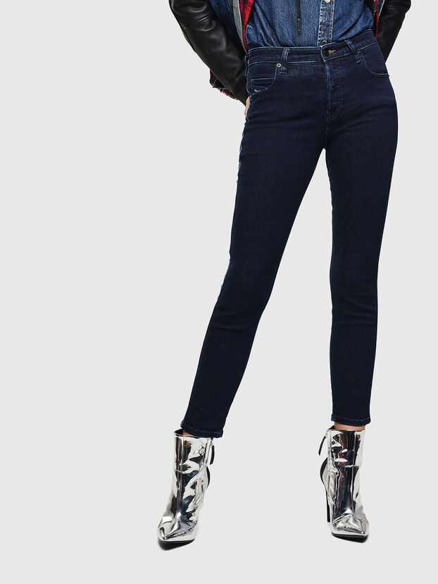 Babhila 0096R, Dunkelblau - Jeans