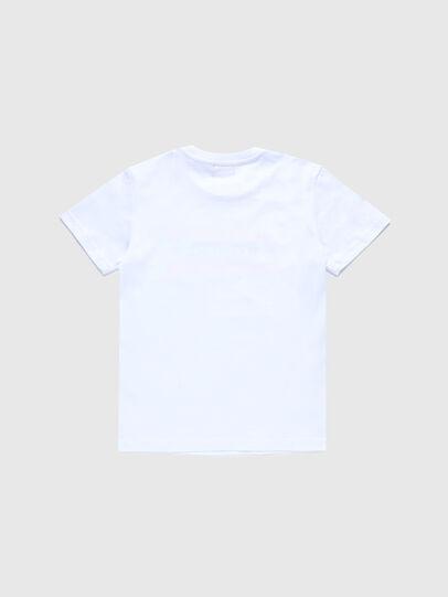 Diesel - TDIEGOSK32, Weiß - T-Shirts und Tops - Image 2