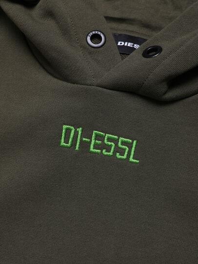 Diesel - SERPOCK OVER, Armeegrün - Sweatshirts - Image 3