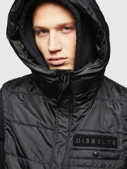 Diesel - W-SUN-REV-SLESS,  - Winterjacken - Image 5