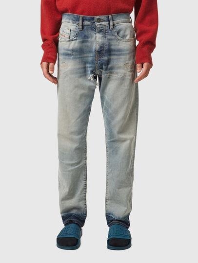 Diesel - D-Viker 09A21, Hellblau - Jeans - Image 1