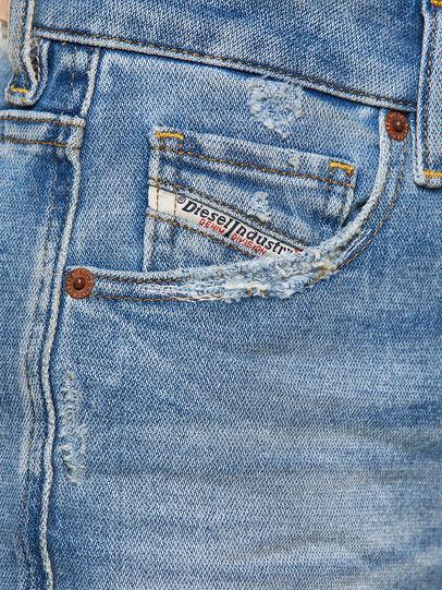 Diesel - D-Joy 009EU, Hellblau - Jeans - Image 4