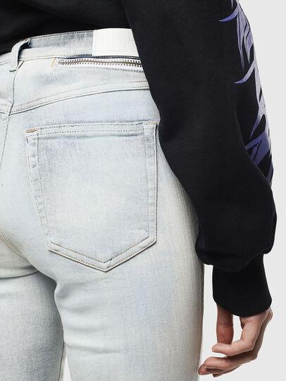 Diesel - Babhila High 009AX, Hellblau - Jeans - Image 5