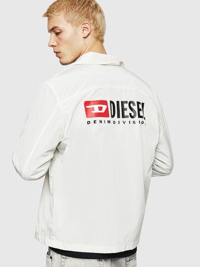 Diesel - J-ROMAN-P, Weiß - Jacken - Image 3