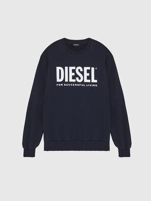S-GIR-DIVISION-LOGO, Dunkelblau - Sweatshirts