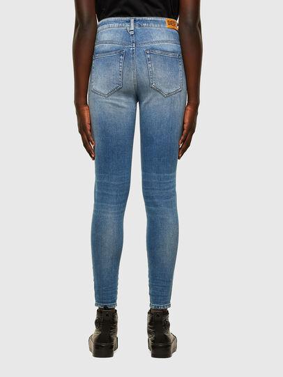 Diesel - Slandy High 009JI, Hellblau - Jeans - Image 2