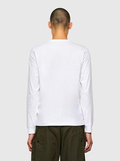 Diesel - T-DIEGOS-LS-K41, Weiß - T-Shirts - Image 2