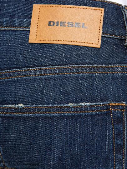 Diesel - D-Luster 009EL, Dunkelblau - Jeans - Image 3