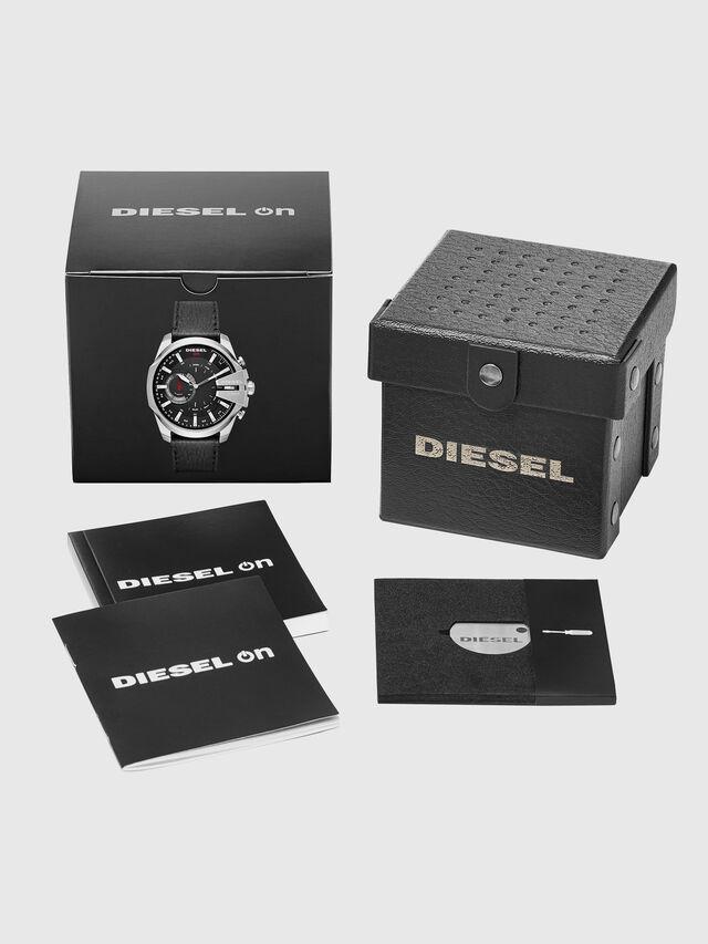 Diesel - DT1010, Schwarz - Smartwatches - Image 4