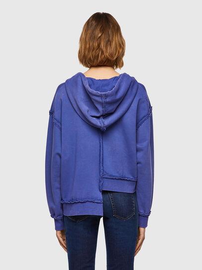 Diesel - F-MIKKY, Violett - Sweatshirts - Image 2