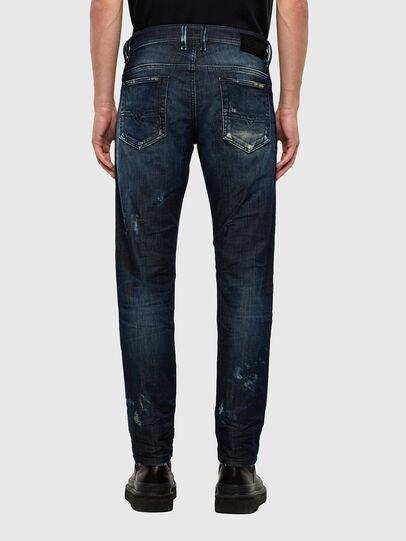 Diesel - Thommer JoggJeans 009KI, Dunkelblau - Jeans - Image 2