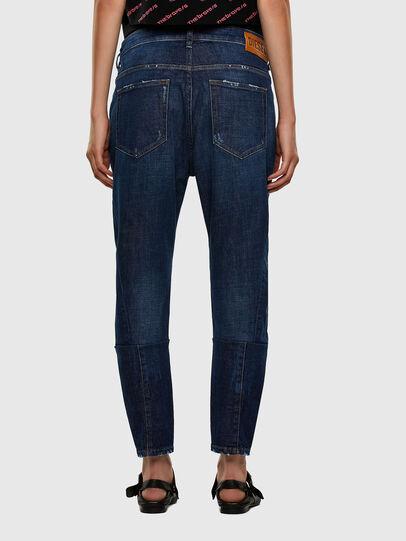 Diesel - Fayza 0F9ET, Dunkelblau - Jeans - Image 2