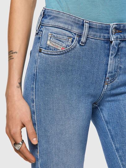 Diesel - Slandy 009ZY, Hellblau - Jeans - Image 4
