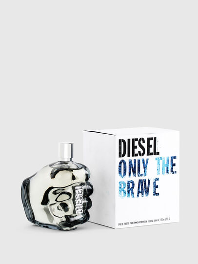 Diesel - OTB EDT 200 ML, Weiß - Only The Brave - Image 1