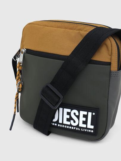 Diesel - VERTYO, Armeegrün - Schultertaschen - Image 5