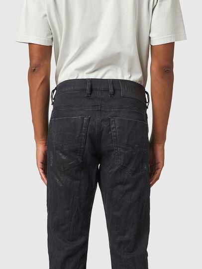 Diesel - Krooley JoggJeans® 069WB, Schwarz/Dunkelgrau - Jeans - Image 4