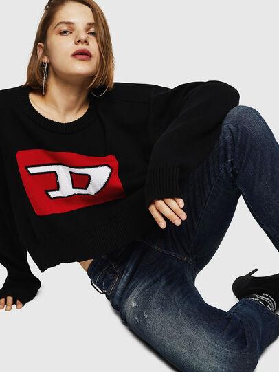 Diesel - D-Rifty 089AL, Dunkelblau - Jeans - Image 5