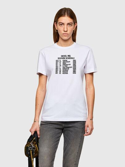 Diesel - T-DIEGOS-A11, Weiß - T-Shirts - Image 1