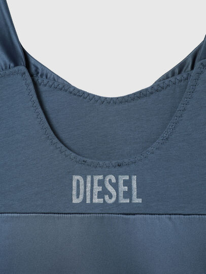 Diesel - UFPT-DILLY-SAT, Blau - Morgenmäntel - Image 4