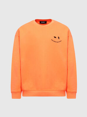 S-MART-FLU, Orange - Sweatshirts