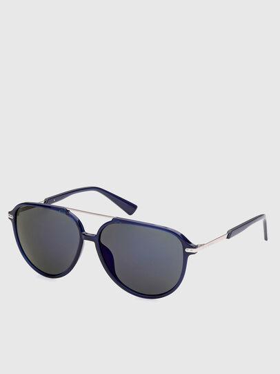 Diesel - DL0352, Blau - Sonnenbrille - Image 2