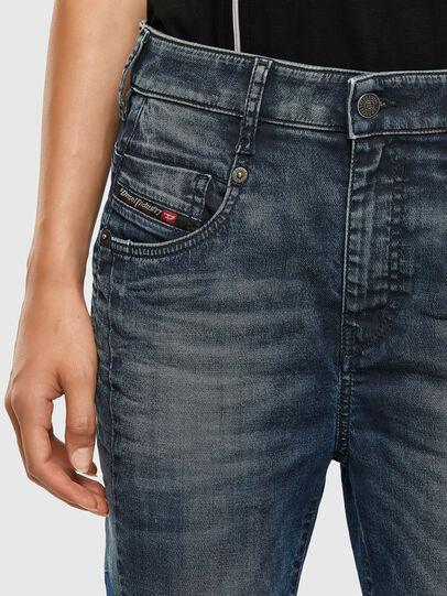 Diesel - Fayza JoggJeans 069PD, Dunkelblau - Jeans - Image 3