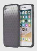 MOHICAN HEAD DOTS BLACK IPHONE 8 PLUS/7 PLUS/6s PLUS/6 PLUS CASE, Schwarz - Schutzhüllen