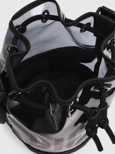 Diesel - BUCKET KID, Schwarz - Taschen - Image 4