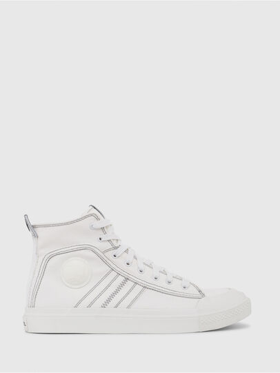 Diesel - S-ASTICO MID LACE, Weiß - Sneakers - Image 1